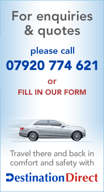 Taxi service serving South Wales